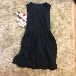 Tommy Hilfiger sleeveless cotton dress